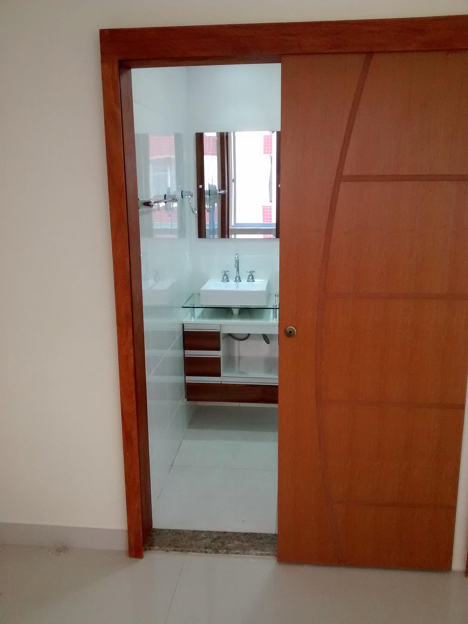 empreiteiracalabria  PORTA DE CORRER  BANHEIRO -> Banheiro Pequeno Porta De Correr