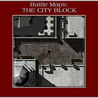 Battle Maps FANTASY:  The City Block