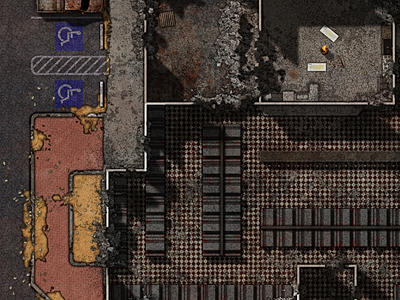 Preview of Wasteland Ruins II