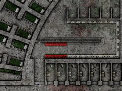 Preview of the 3rd level of the Ancient Military Bunker