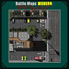 Battle Maps MODERN:  The El Rey Motel