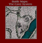 Battle Maps FANTASY:  The Cave System