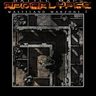 Battle Maps APOCALYPSE:  Wasteland Warzone I