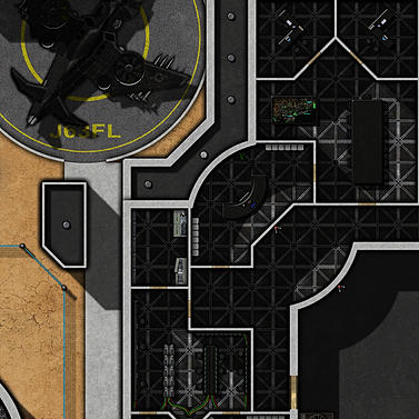 Preview of Outpost Raven Watch
