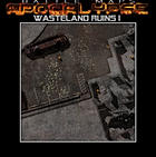 Battle Maps APOCALYPSE:  Wasteland Ruins I