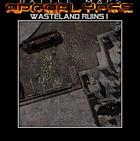 Battle Maps APOCALYPSE:  Wasteland Ruins I