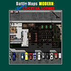 Battle Maps MODERN:  Rodney's Cocktail Lounge