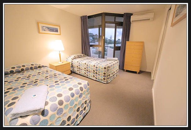 Three bedrooms with ensiutes