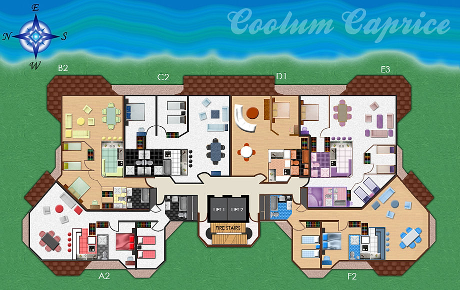 Apartments | Coolum Accommodation