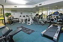 Gym Coolum Caprice Accommodation