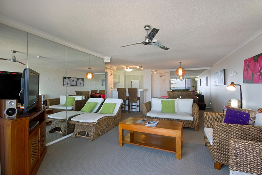 Well furnished apartments