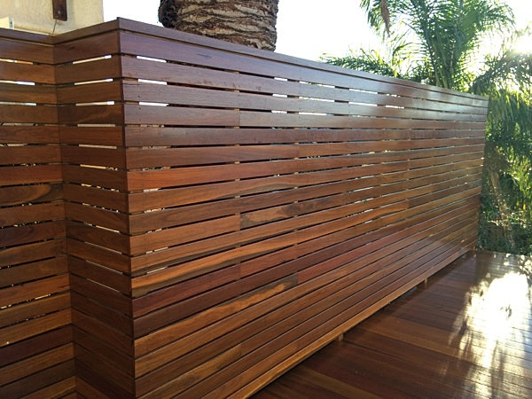Northern Beaches Deck Oiling Cremorne Screen Oiling