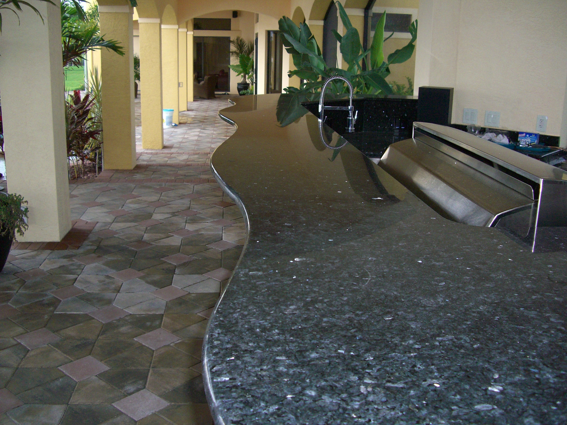 Outdoor Kitchen Countertop Pictures Of Granite Countertops Marble Vanities Natural Stone Tables