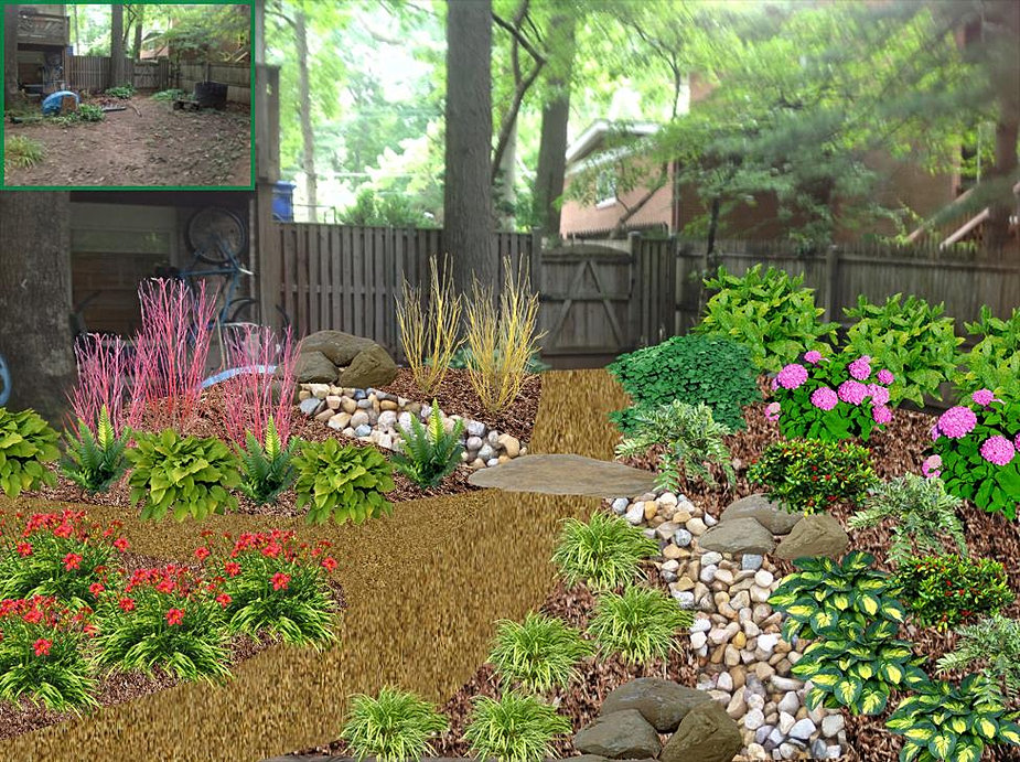 Landscape & Garden Design In Seattle, Bellevue, Samammish & Redmond