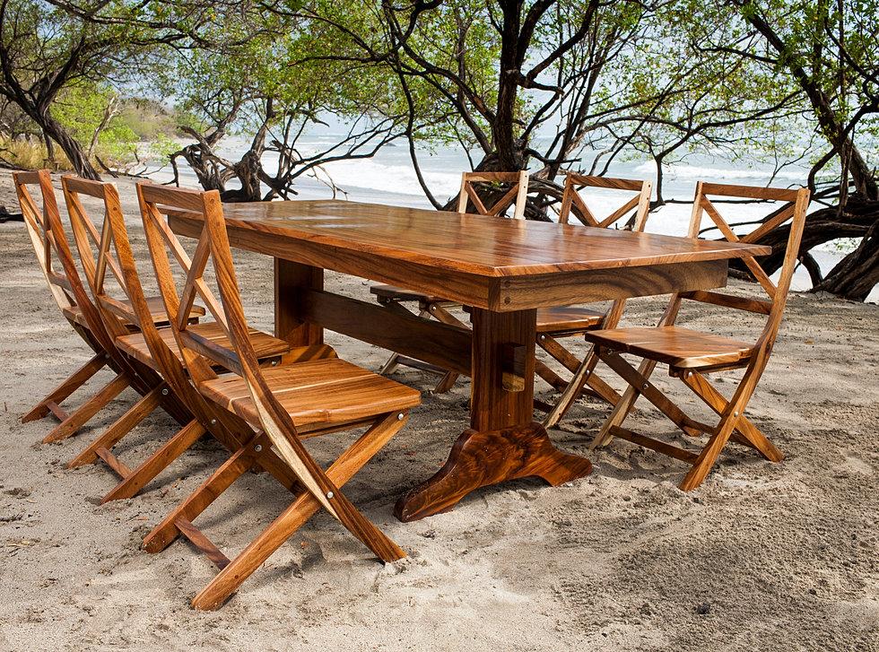 Artisan Wood Furniture And Costa Rica Wedding Rentals
