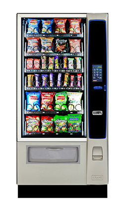 Photo: Take 5 Vending - Crane Snack Vending Machine