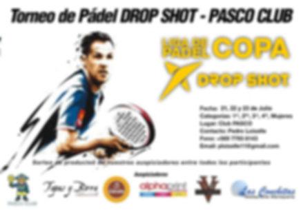Torneo de padel cerro pasco 21 a 23 julio 2017
