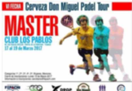 torneo de padel los pablos 17 a 19 marzo 2017