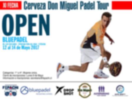 Torneo de Padel Bluepadel 12 a 14 mayo 2017
