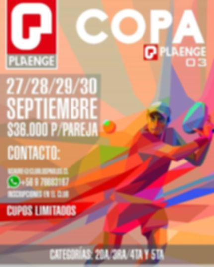 torneo padel los pablos septiembre 2018