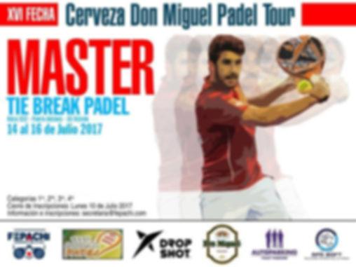 Torneo de padel punta arenas 14 a 16 julio 2017