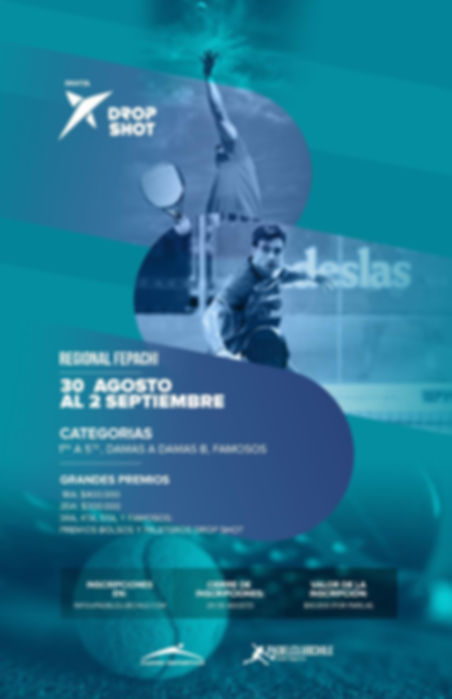 Torneo Padel agosto zamorano Padelchile.com