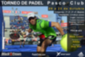 Liga de Padel en Pasco Club