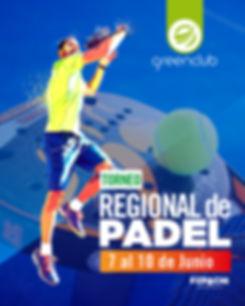 regional padel Talca junio 2018