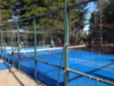 club del bosque padel