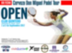 torneo Padel club quinteros 1 a 3 septiembre 2017