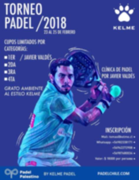 Torneo Kelme febrero 2018