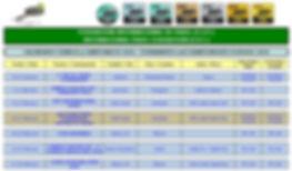 Calendario fderacion internacional de padel
