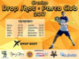 Torneo de Padel cerro pasco 16 a 18 junio 2017