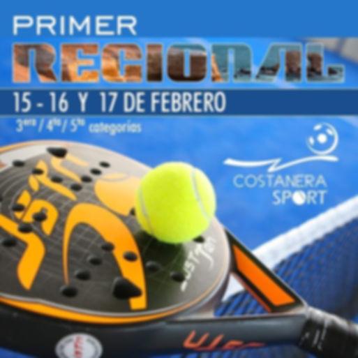 Padel Costanera Sport