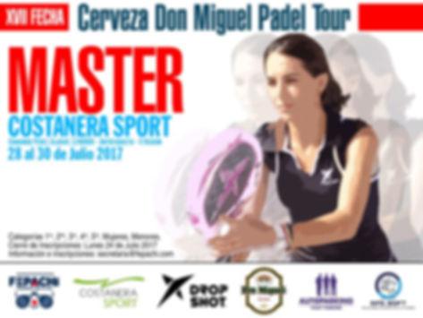 Torneo de padel Costanera sport 28 a 30 julio 2017