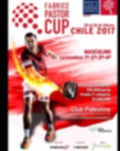 torneo de padel fabrice pastor chile 24 a 26 febrero 2017