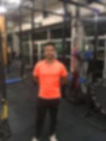 Ignacio Prado preparador fisico