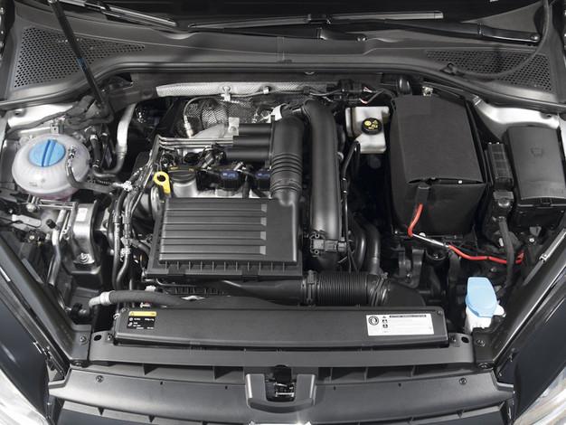 skoda новые двигатели 1.6