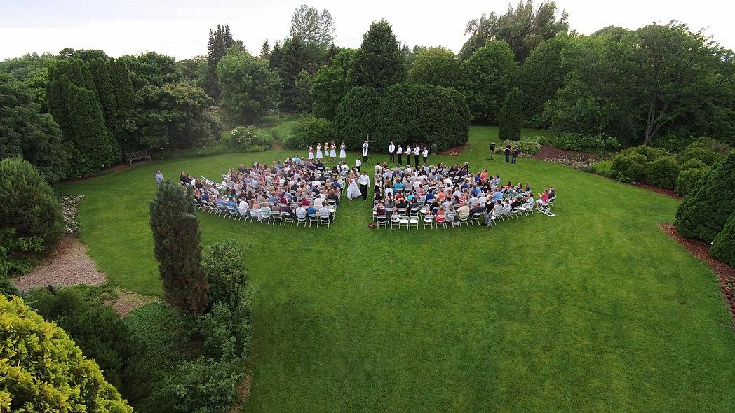 Mccrory Gardens Weddings Brookings Sd