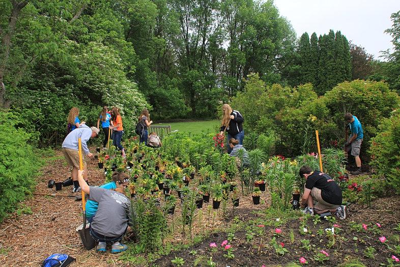 Mccrory Gardens Volunteer Brookings Sd
