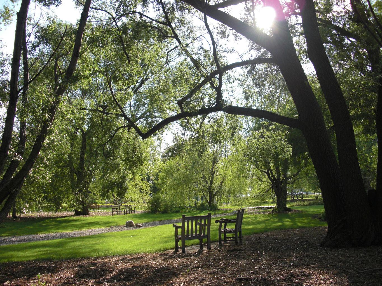 Mccrory Gardens South Dakota State University Brookings South Dakota Sights Of The