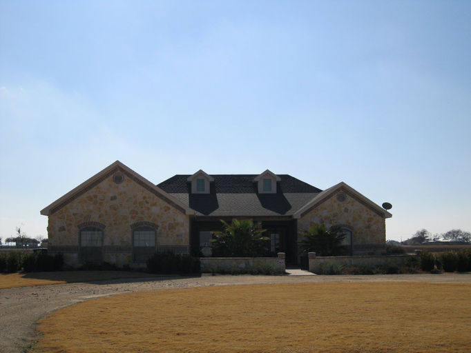 Michael biggerstaff custom homes san angelo texas for Home builders san angelo tx