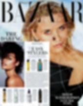 Harper's Bazaar November 2019 Cover and