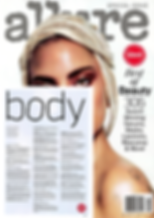 Allure Website Placement (Beauty Awards)