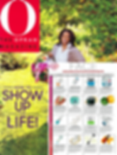 O, The Oprah Magazine September 2017 ETA