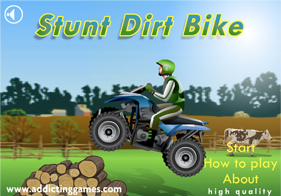 Stunt Dirtbike