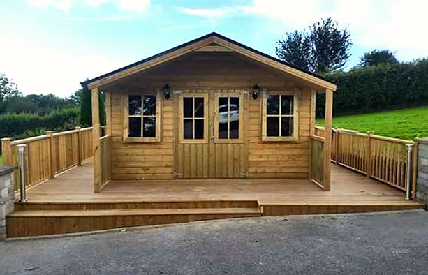 Garden Sheds Youghal whiting bay garden sheds cork-fencing-decking-sheds waterford