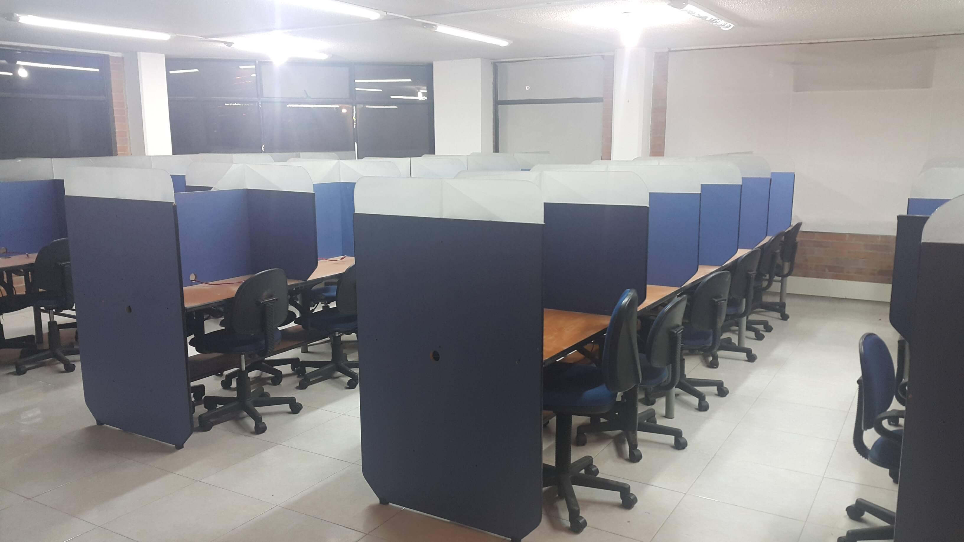 Instalaciones Necesarias Para Un Call Center Call Center Y  # Muebles Ricardo Montes