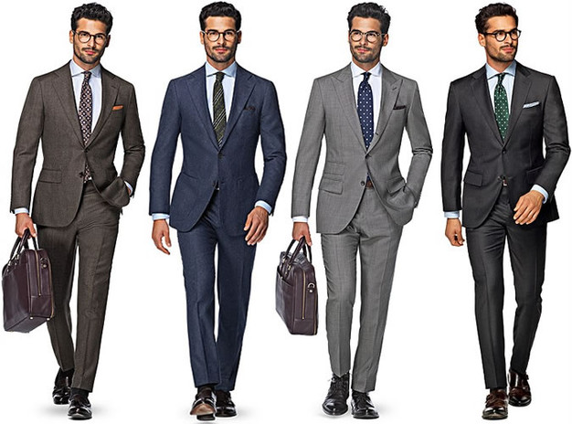 4 Classic Suit Styles That Every Man Should Own | The Suit Concierge