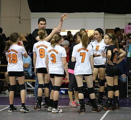 Air Texas Volleyball Cresson Air Texas Volleyball